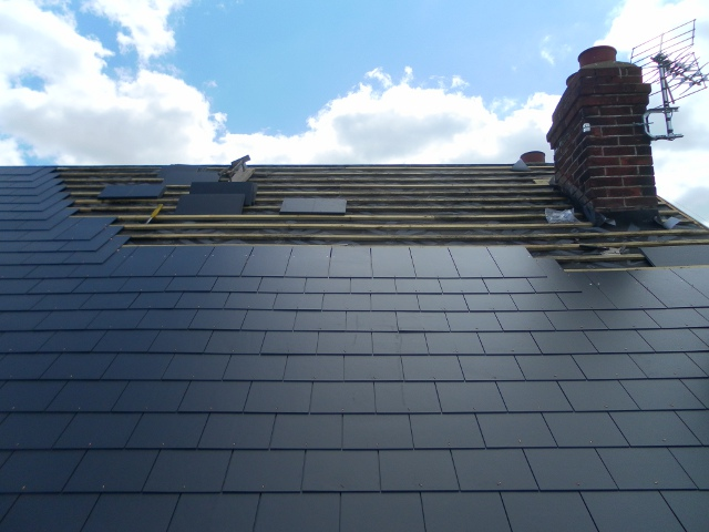 New Slate Roof Solent Roof Amp Building
