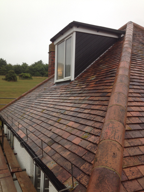 Clay Tile Solent Roof Amp Building